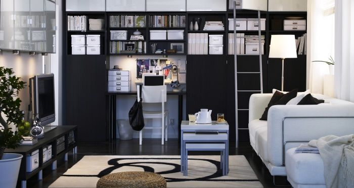 Album 8 photos catalogues ikea biblioth ques billy - Ikea bibliotheque d angle ...