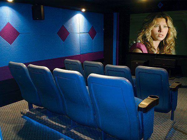 Le cinéma chez soi...