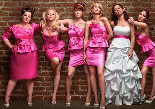 Kristen Wiig dans Bridesmaids