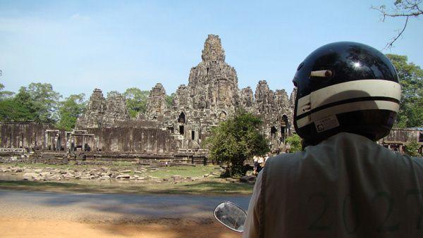 Photo de angkor thom ou wat ou angkorwat, ancienne-copie-1