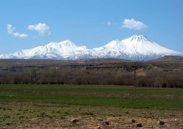 Volcan cappadoce