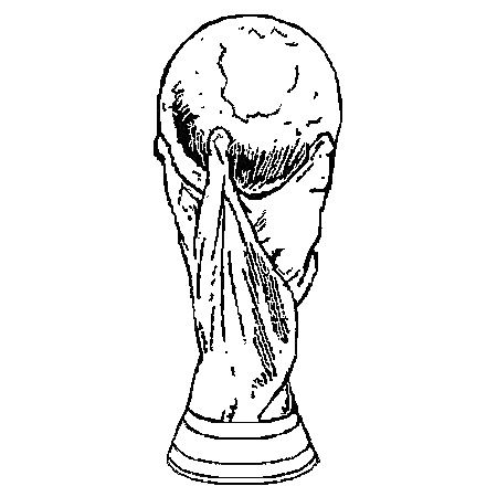 Coupe du monde de football le blog de jackie - Dessins de football ...