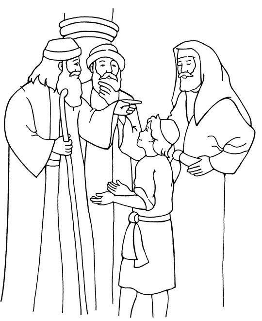 J sus enfant le blog de jackie for Dorcas in the bible coloring pages
