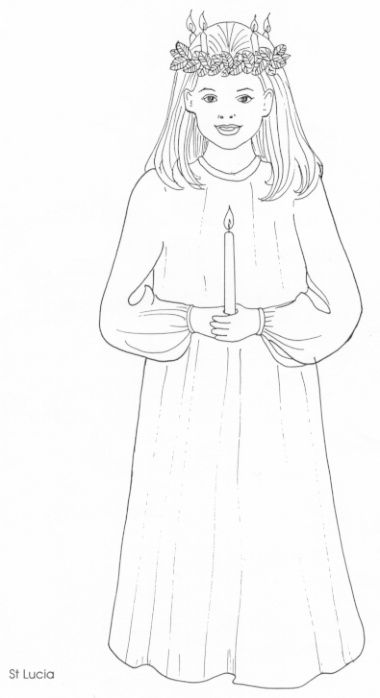 st lucia coloring pages photo 23