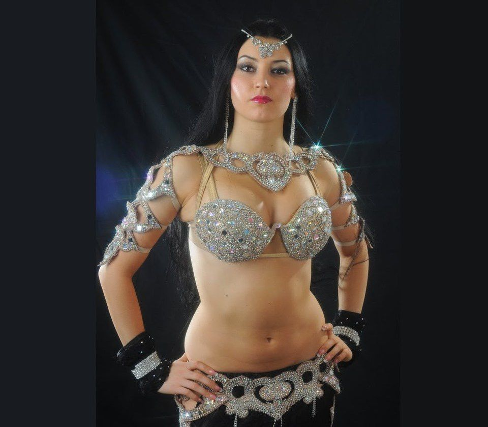 Nude belly dance are mistaken
