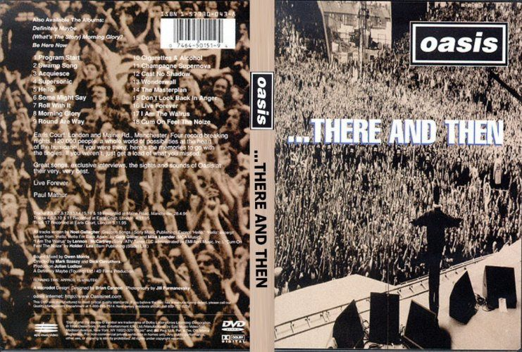 Oasis-There-And-Then-1995