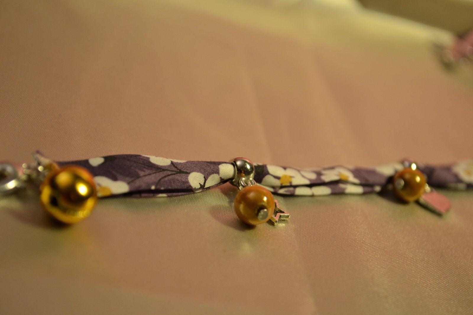 bracelets liberty le blog de kimie creation bijoux. Black Bedroom Furniture Sets. Home Design Ideas