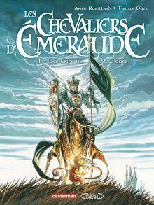 BD tome 1, les chevaliers d'Emeraude