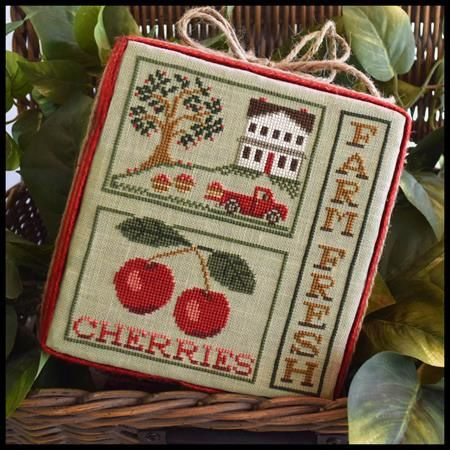 Farm Fresh Cherries 1