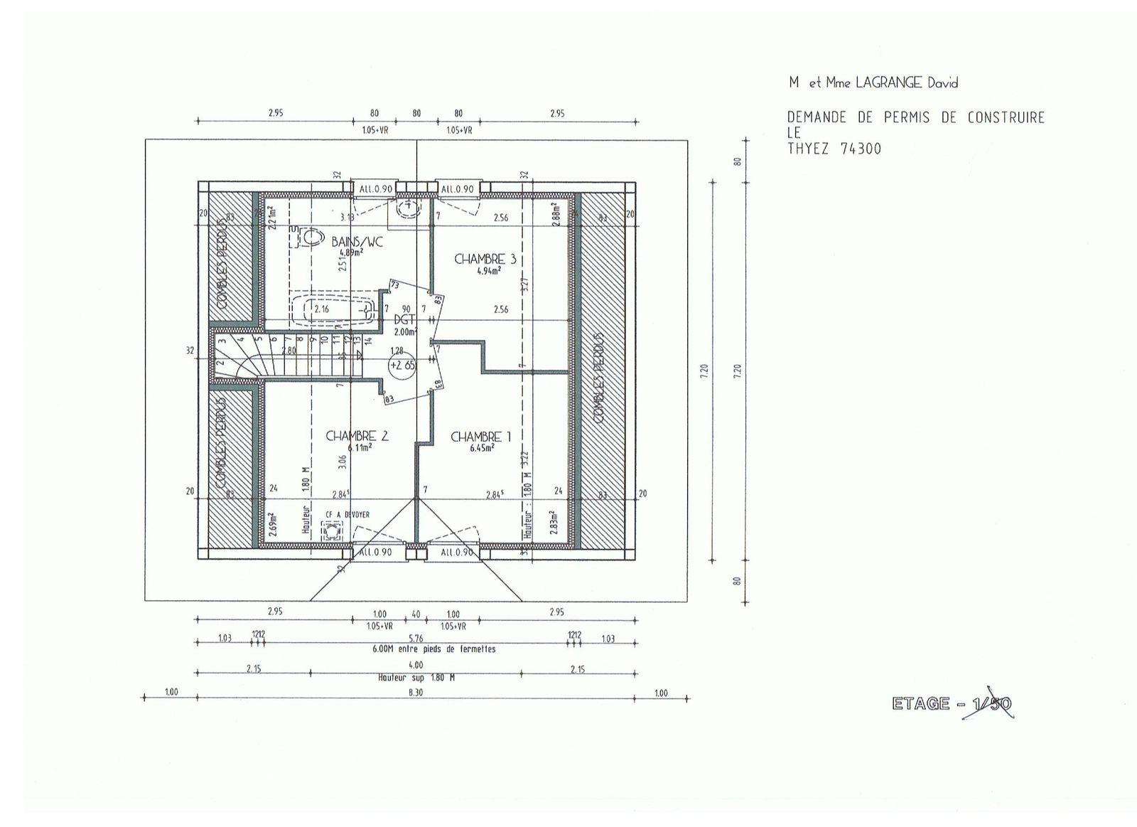 mikit nouveaux plans et premi re hausse de prix quatre murs et un toit mikit. Black Bedroom Furniture Sets. Home Design Ideas