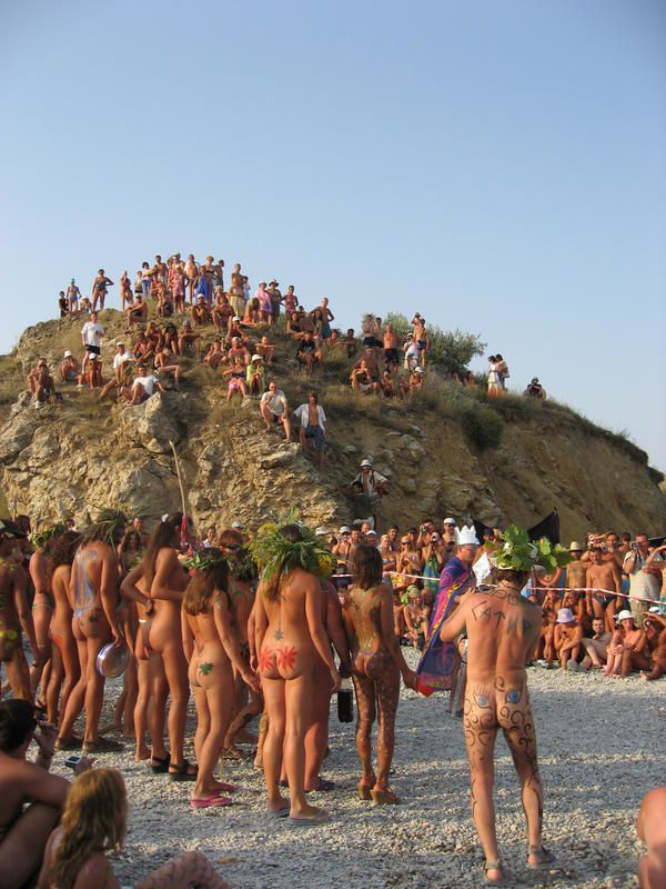 Family Nudism Area