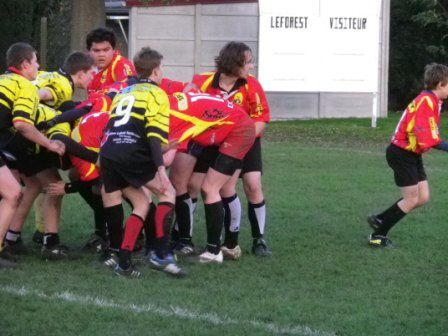 Rencontres a 15 rugby