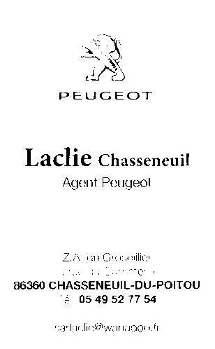 Logo Laclie