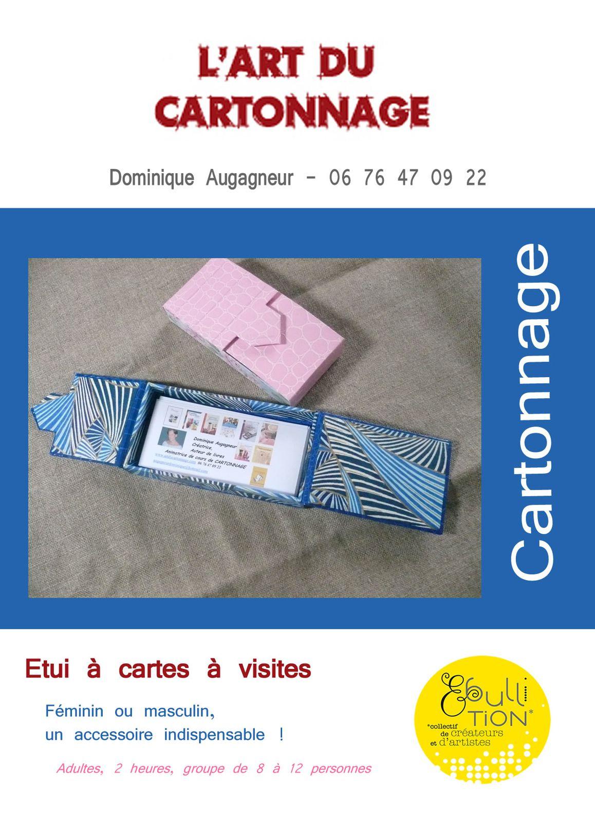 Fiche 1 Dominique Augagneur Carte De Visite
