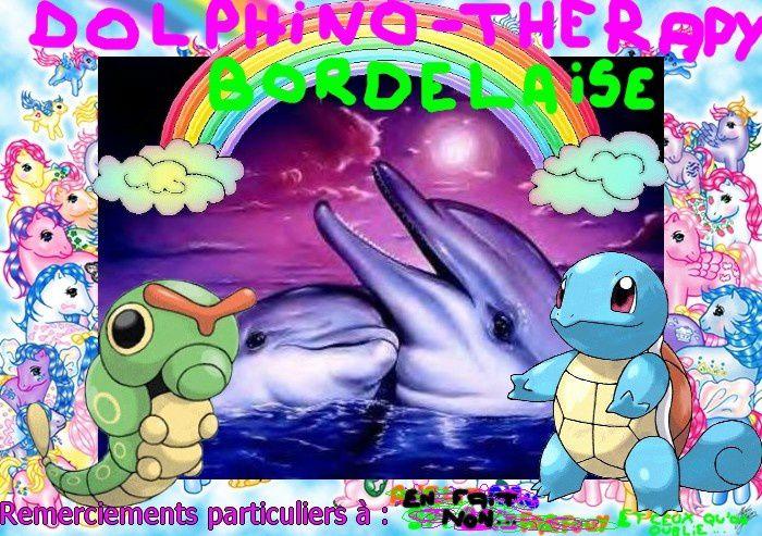 dolphino thérapie sans remerciements