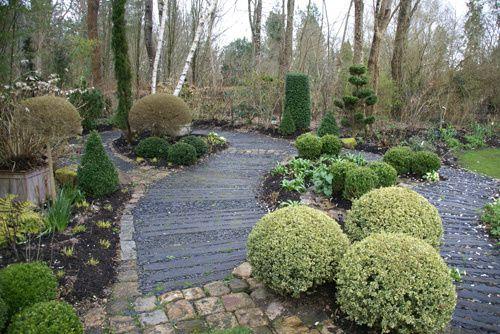 Le petit bordeaux jardin d 39 atmosph res le blog des 7 jardins - Les plus beaux jardins de particuliers ...