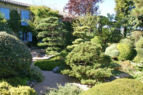 Le jardin zen d 39 erik borja le blog des 7 jardins for Grand jardin zen