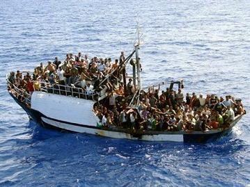 Lampedusa-immigré(e)s-clandestin(e)s