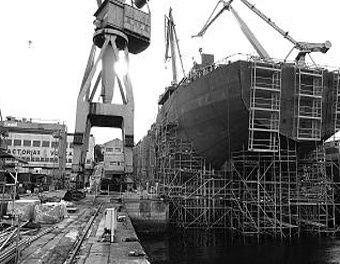 industria naval de vigo