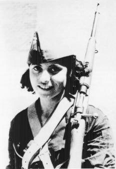 (1936) Femme Communiste Antifasciste-1