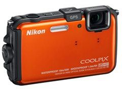 NIKON-COOLPIX-AW100-ORANGE