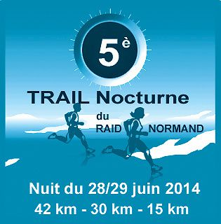 trail raid normand 2014