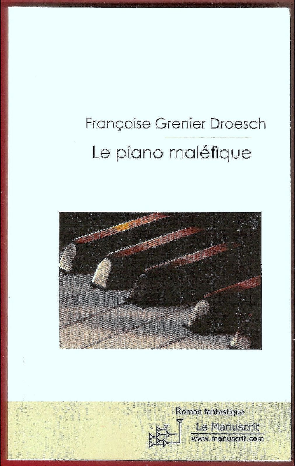 couverture du PIANO 001