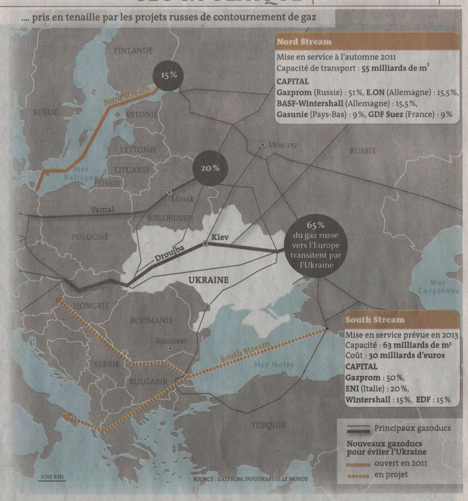 ukraine gaz - le monde 21.22.oct 2012