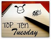 TopTenTuesday logo