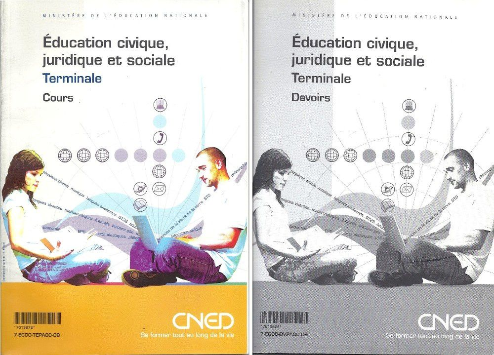 Devoir education civique CNED 3ème Education civique