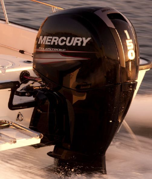 Mercuru 150cv Fourstroke