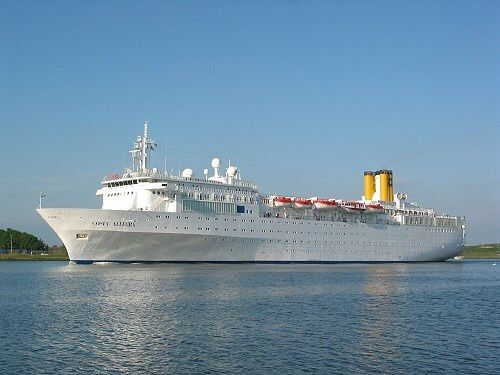 Costa Allegra ex Annie Johnson