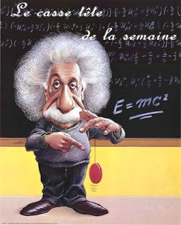einstein cartoon 1