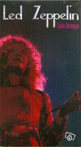 Led Zeppelin - Live Omega
