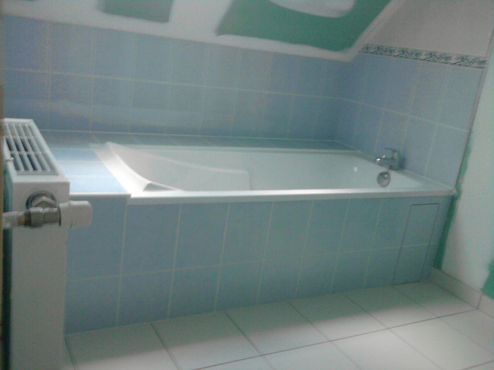 pose de faience dans une salle de bain 28 images album. Black Bedroom Furniture Sets. Home Design Ideas