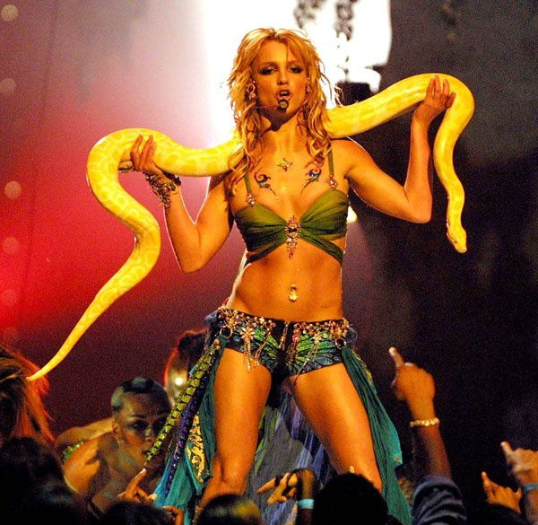 Britney's vma performance