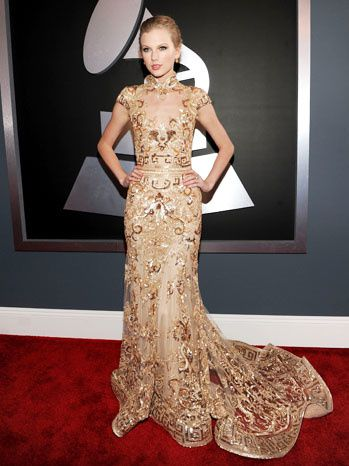 Taylor twift grammy 2012