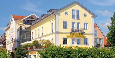 Hotel Helvetia vue exterieure
