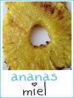 ananas roti au miel - index