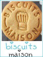 biscuits tampon fait maison vanille - index