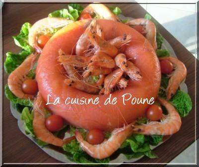 couronne de thon tupperware