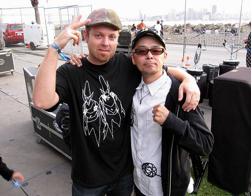 DJ Krush / DJ Shadow