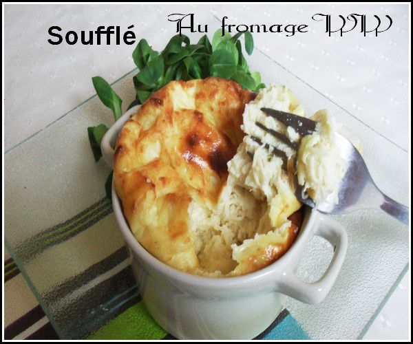 Souffl au fromage mon royaume weight watchers - Blog cuisine weight watchers ...
