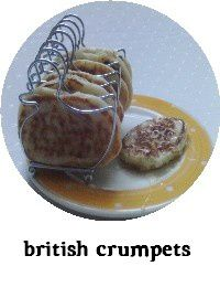 index british crumpets