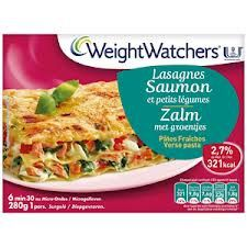 plat surgel weight watchers mon royaume weight watchers