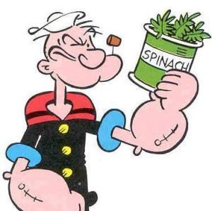 popeye-and-spinach