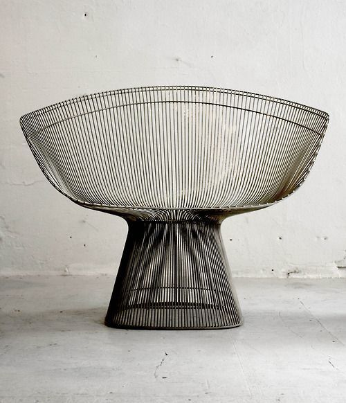 A PART CA - WARREN PLATNER CHAIR 3
