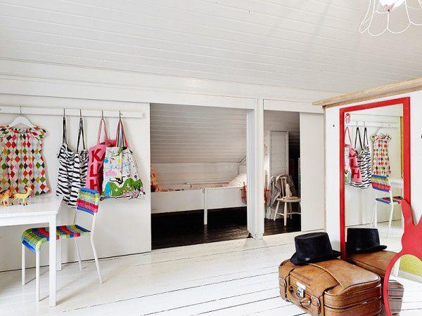 28 chambre bebe sous pente saint denis - Lit mezzanine sous pente ...