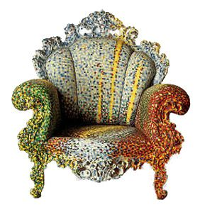 Alessandro-Mendini--Fauteuil-Proust--1979-jpg