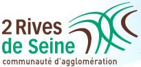 logo 2rives de seine